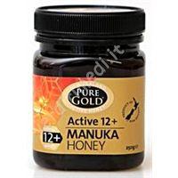 Miele di Manuka Gold Active UMF 12  Optima Italia Vasetto 250 g. 25,00 €