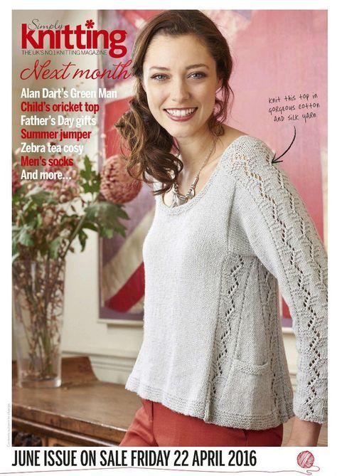 Simply Knitting №145 2016