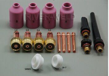 $21.99 (Buy here: https://alitems.com/g/1e8d114494ebda23ff8b16525dc3e8/?i=5&ulp=https%3A%2F%2Fwww.aliexpress.com%2Fitem%2FTIG-Welding-Consumables-Accessories-KIT-Gas-lens-Nozzle-insulator-Cup-Fit-TIG-welding-Torch-SR-PTA%2F32309735982.html ) TIG Welding Consumables Accessories KIT Gas lens Nozzle insulator Cup Fit TIG welding Torch SR PTA DB WP 17 18 26; 17PK  M326 for just $21.99