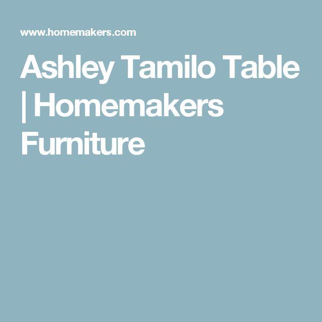 Ashley Tamilo Table | Homemakers Furniture