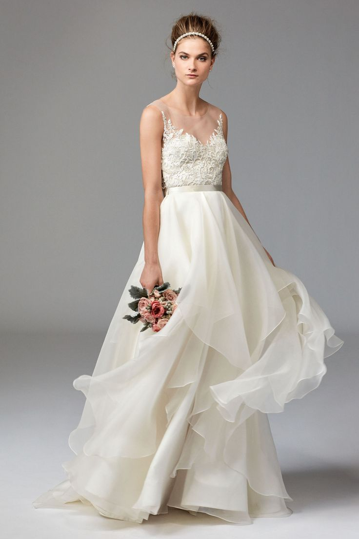 1037 best Bridal Collections images on Pinterest | Wedding frocks ...