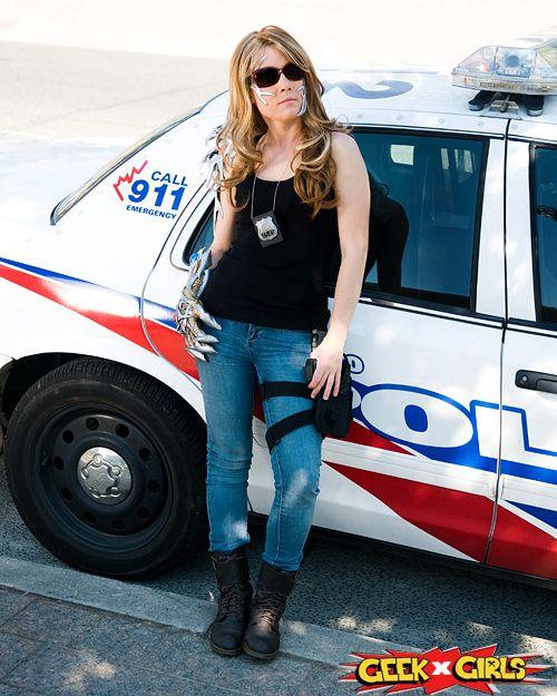 Sara Pezzini Witchblade Cosplay