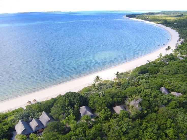 Benguerra Lodge - Mozambique.