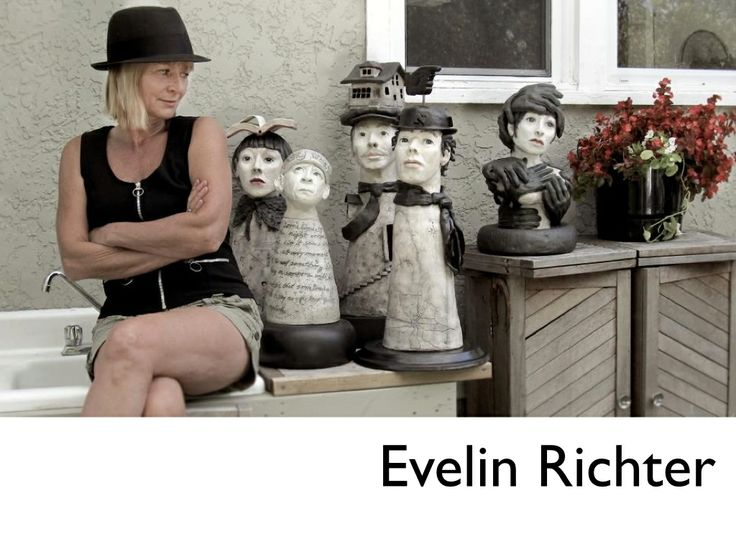 Evelin Richter, Studio #13 on the WAVE tour.