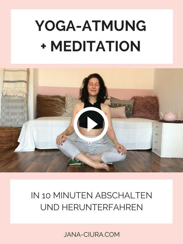 Diese Einfache Atemubung Aus Dem Yoga Hilft Dir Herunterzufahren