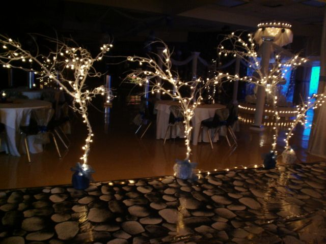 decorations for school dances   Everything was lovely!   great ...
