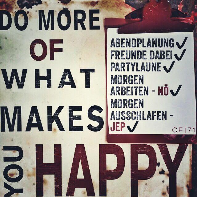 Love your life! # #❤️ #✌  #goodmorning #goodmusic #music #musik #Housemusik #happiness #sound #du #happy #people #dance #night #may #mai #freunde #nacht #tanzen #tanzindenmai #of71 #social #marketing #web #Weekend #behappy #spass #check #checkliste