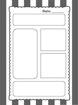 This editable newsletter template is perfect for weekly/monthly communication with parents and families. Keep track of parent communication with this awesome freebie:Parent Communication Loghttp://www.teacherspayteachers.com/Product/Parent-Communication-Log-1351138