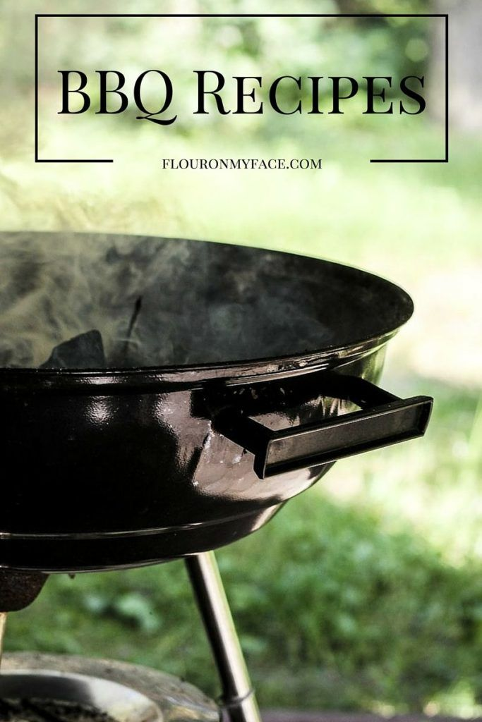 BBQ recipe from Flour On My Face