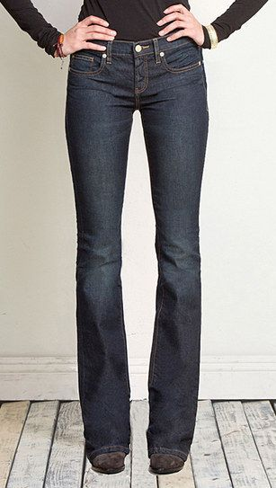 Warehouse Ideal Bootcut Jeans