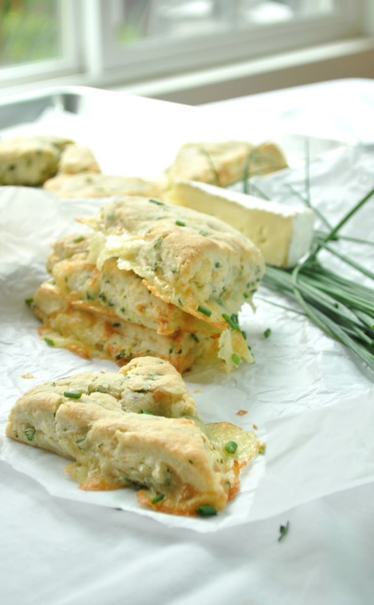 ... and Rolls on Pinterest | Cheddar, Honey cornbread and Cheddar biscuits