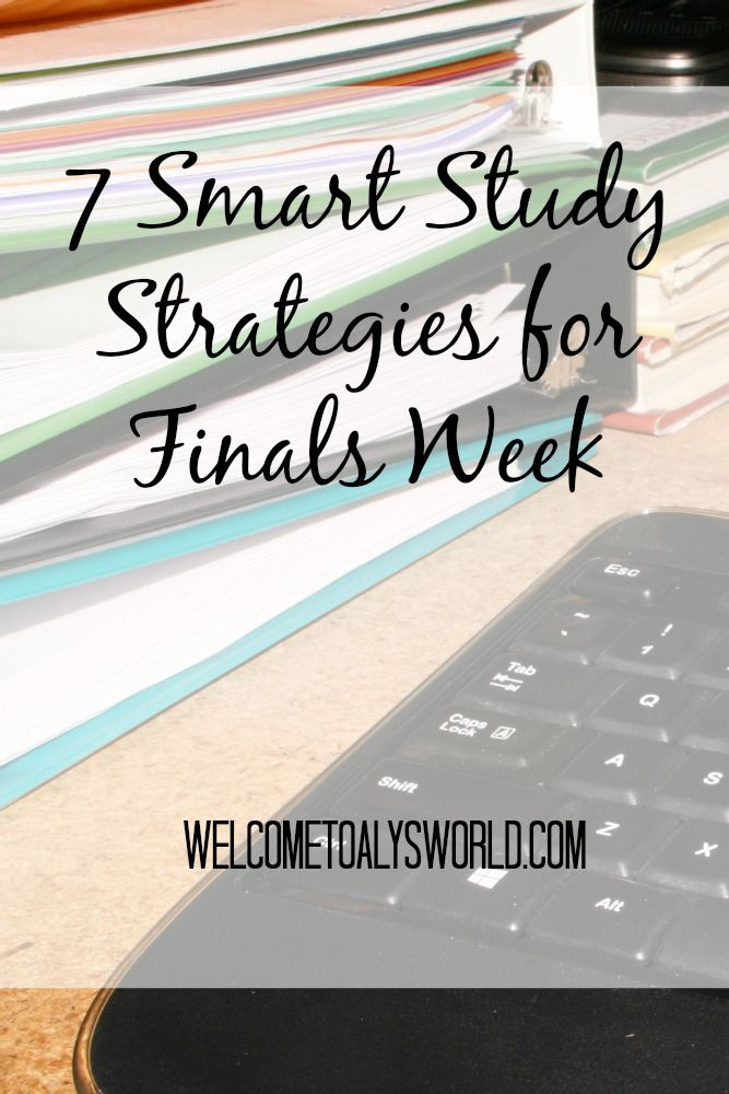 Hi, friends! Finals week is coming up quickly. Most students will shiverat that thought, but never fear! Here are some tips to help you have a successful finals week. Find out the practical details of each exam. Will it be cumulative? If not, which chapters will it cover? What format will it be in (multiple …