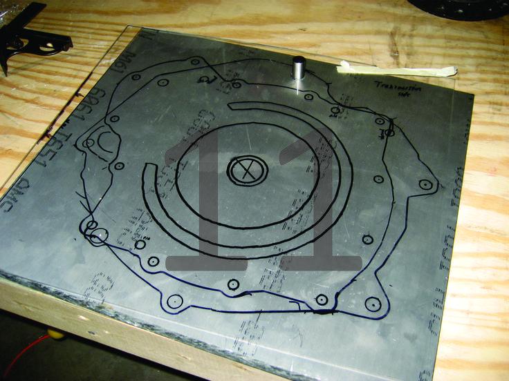 Placa con Diseño de acoplador