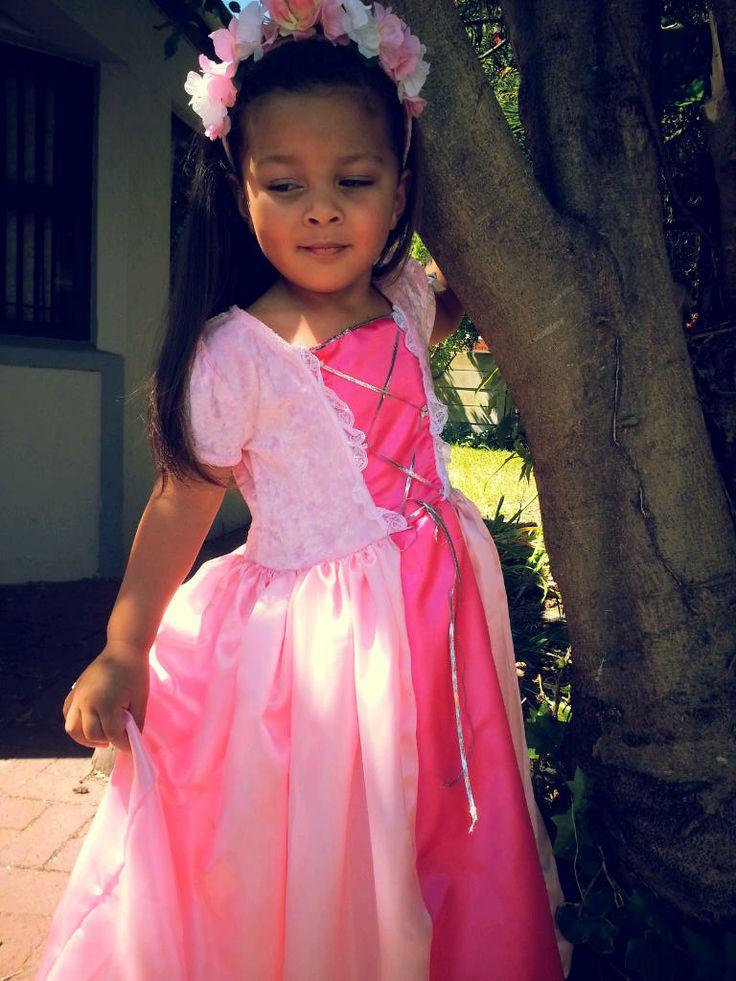The Pink Princess Dress