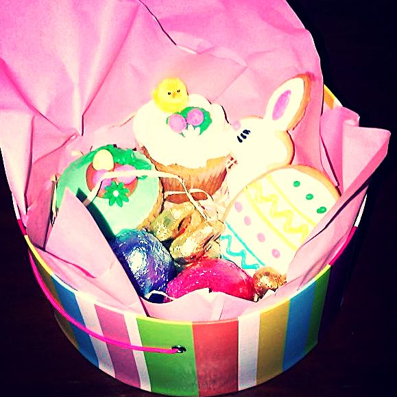 Assorted Easter Biscuits