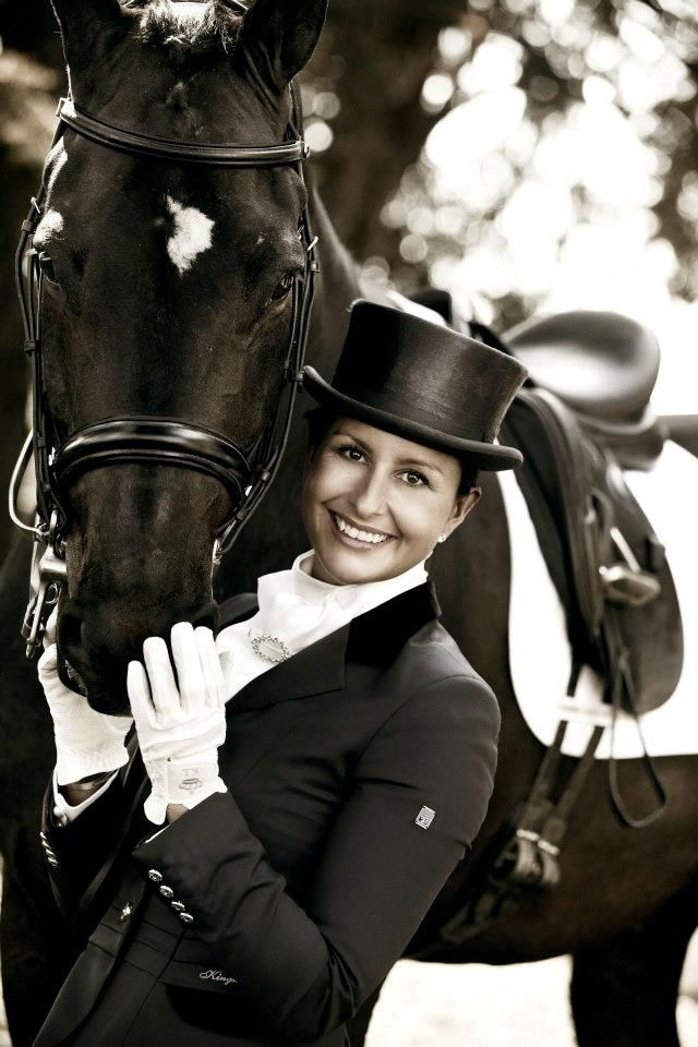 Rebecca Hughes for Kingsland Equestrian ~ Photo: Gunnar Merrild