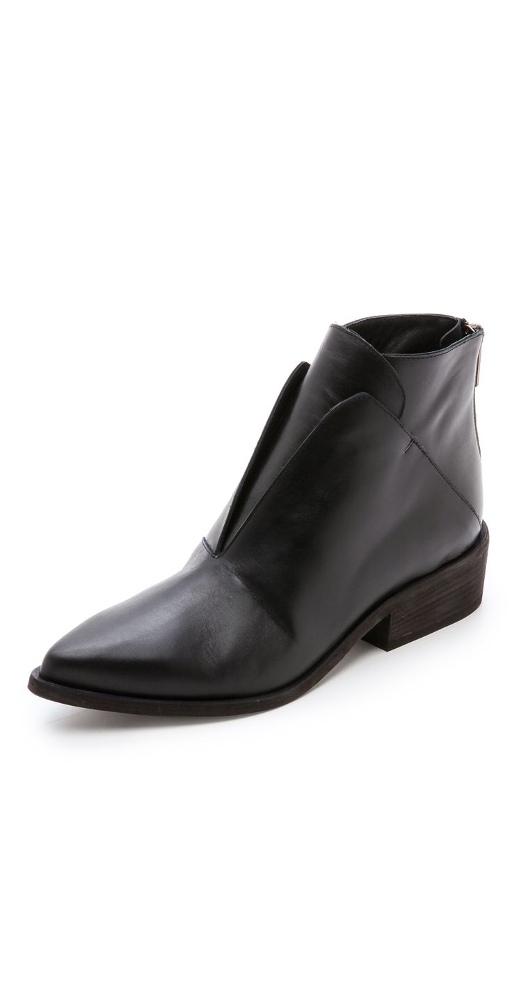 LD Tuttle The Ash Geometric Oxford Booties | SHOPBOP