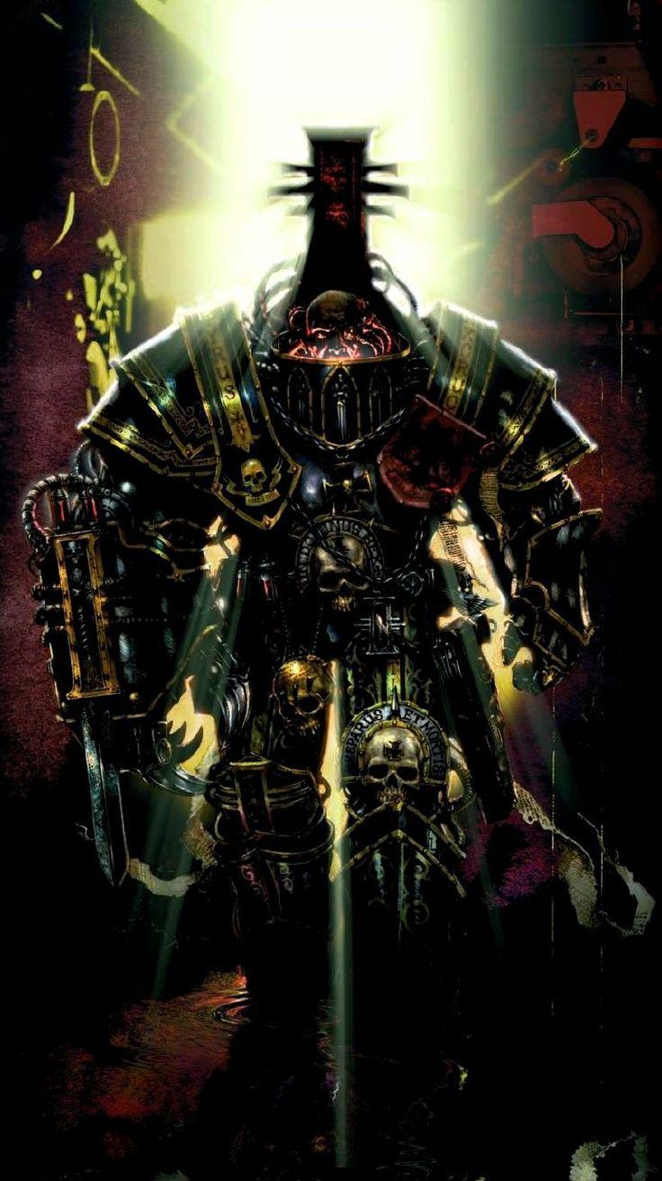 warhammer 40k inquisitor martyr купить