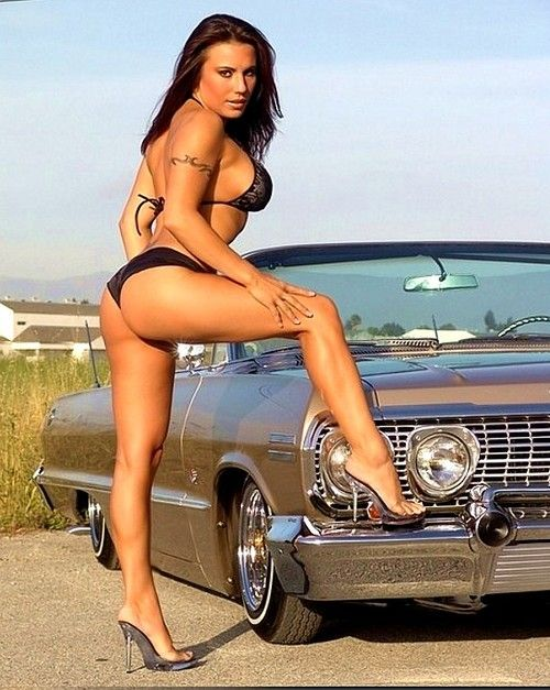 Low riders and hot girls 15