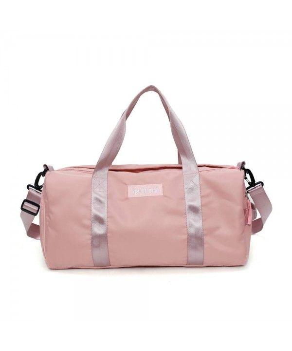 Women Sport Gym Shoulder Bag Travel Luggage Duffel Handbag Yoga Overnight Tote