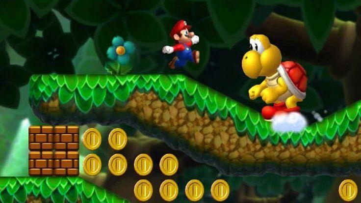 Mario débarque sur iOS avec Super Mario Run !
