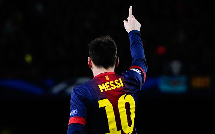 Download wallpapers Lionel Messi, football stars, Messi, FC Barcelona, footballers, FCB, superstars, Leo Messi