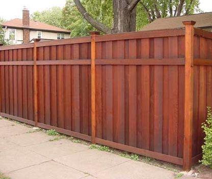 Craft's Man Fence