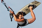 "Best Kiteboarding gear... and ""balls"" to fly!!! love made in www.adoscool.com"