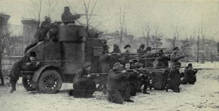 Red Army detachment