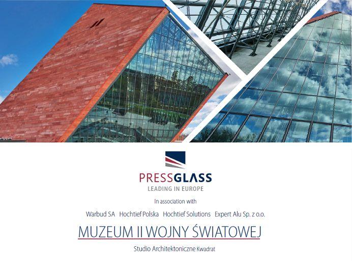Museum of the Second World War in Gdansk (Poland) / Muzeum II Wojny Światowej w Gdańsku.