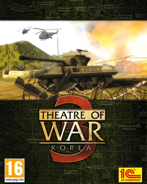Theatre of War 3: Korea is now available on FireFlower. Replay the events of the first hot war of the Cold War era, the Korean War, also known as the Forgotten War. Players will be involved in two campaigns, both set in the 1950's: the North Korean (June 25 – August 20) and the American (September 15 – October 8). http://fireflowergames.com/shop/theatre-of-war-3-korea/