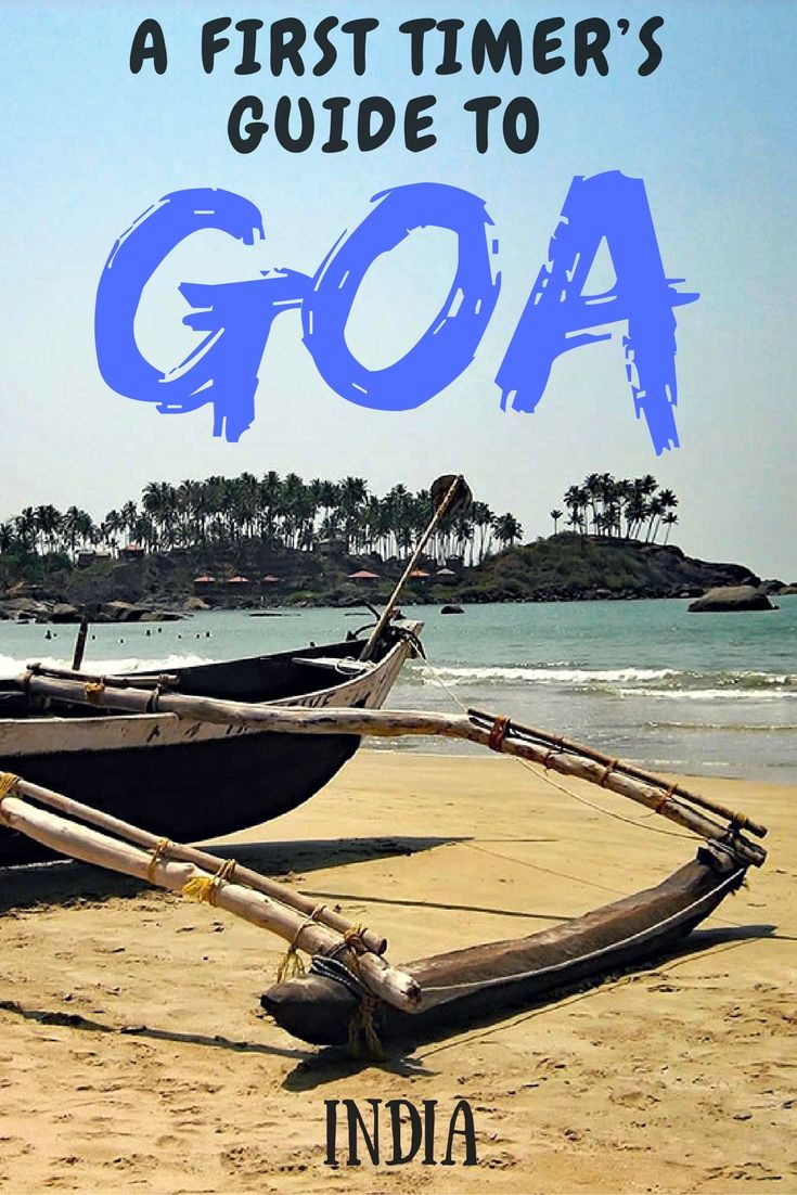 First time heading to Goa? Well here is your guide. All you need to know about the best beaches in Goa and best attractions in Goa. Have fun.  #India #goa #travelguide