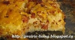Prairie Living: Breakfast Wrap