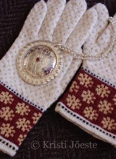 Kristi Jõeste blogi, Estonian gloves