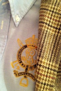 preppy boys | logo | ralph lauren