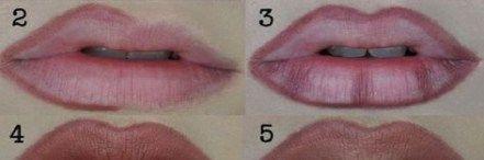Trendy Make-up Lippen Kylie Jenner Mädchen Mode Ideen –  #ideen #jenner #kylie #lippen #madch…