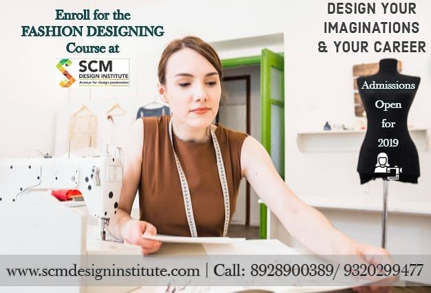 Saraswati Education Society S Scm Design Institute Is One Of Its Kind Which Provides Creative Career O Creative Careers Student Exchange Program Career Options