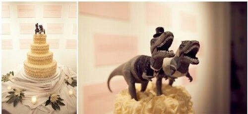 71 Best Dinosaur Themed Wedding Images On Pinterest