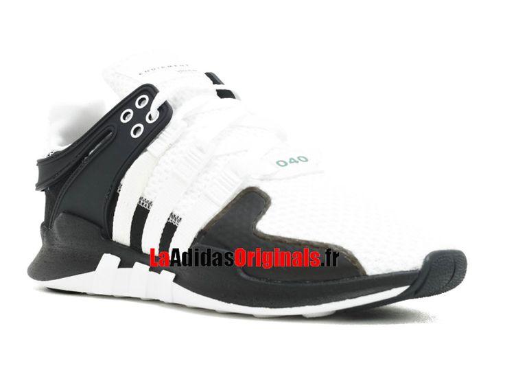 Adidas Equipment Support Adv - Chaussure Adidas Running Pas Cher Pour Homme/Femme Noir/Blanc bb5919-Boutique Adidas Originals de Running (FR) - LaAdidasOriginals.fr