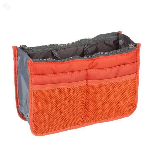 Handbag Organiser - Orange Image