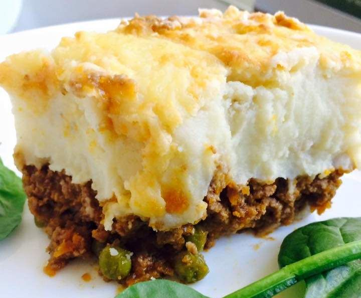 Recipe TASTY SHEPHERD'S PIE (POTATO PIE, COTTAGE PIE) by Aussie TM5 Thermomixer - Recipe of category Main dishes - meat
