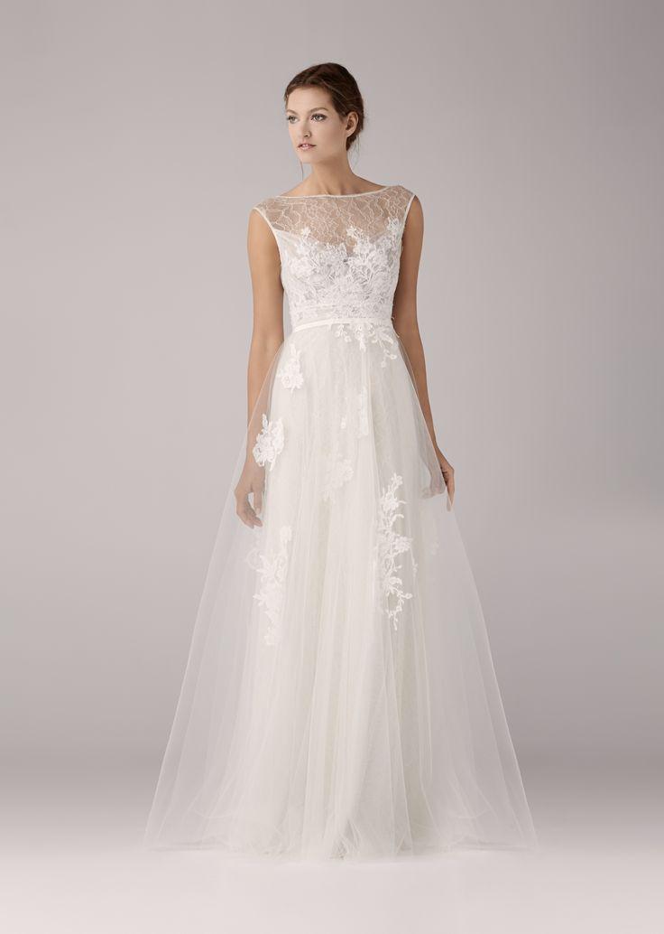 ANNA KARA - SNOW bridal collection Kollektion 2014