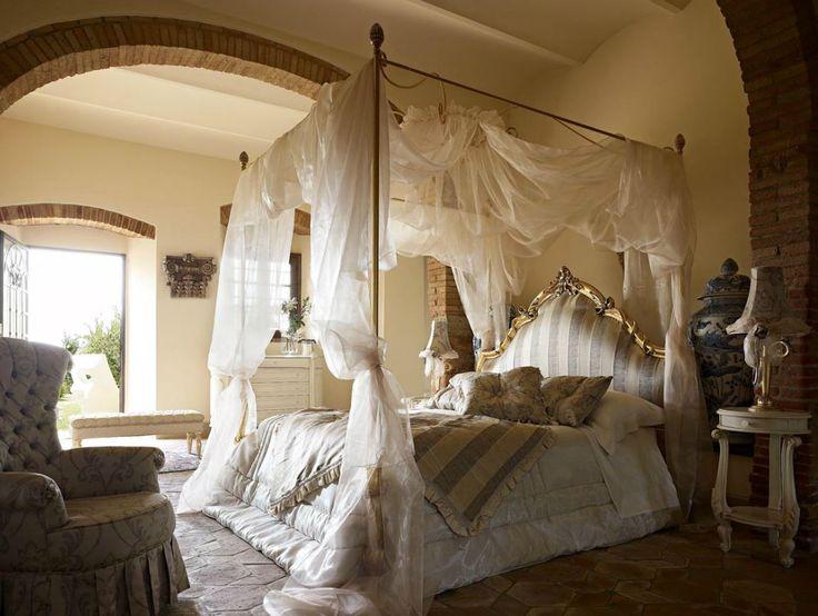 Camera da letto classica su misura - Tetesi Arredamenti