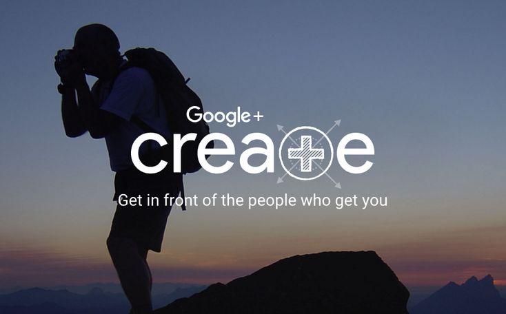 Google+ Create, ¿Qué es y para qué sirve?