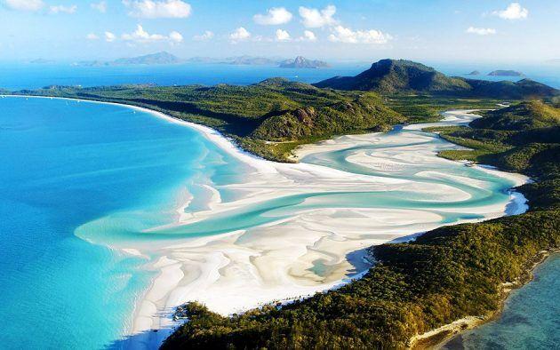 Посетить такие необычные пляжи — мечта каждого путешественника.