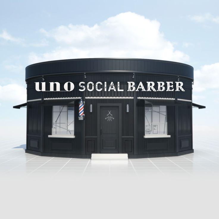 uno SOCIAL BARBERは、ちょっと不思議な理髪店。あなたのSNS投稿をエゴグラム分析して、29パターンの性格タイプに分類。あなたの本当の性格をお教えします。