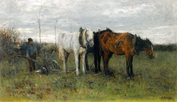 DE ARTE EM ARTE : Agricultores em Pinturas