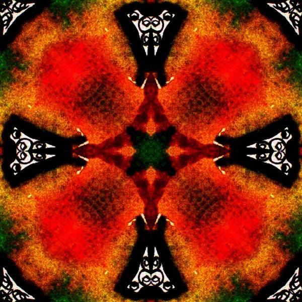 Kaleidoscope art by Lindsay Kokoska