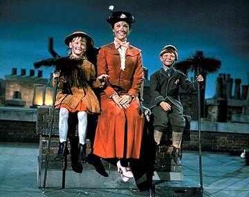 Mary Poppins 1964 | Mary Poppins (1964)