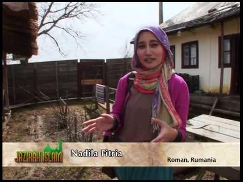 JAZIRAH ISLAM 2013 ROMANIA - Semangat dari Kota Roman - The Spirit of Roman